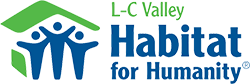 L-C Valley Habitat For Humanity Logo